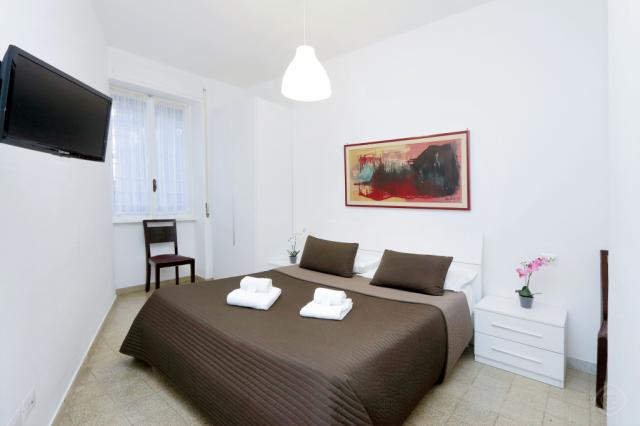 Family apartment Rome